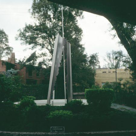 La lanza de San Jerónimo,7.00x2.10x0.90.     México,D.F., México.